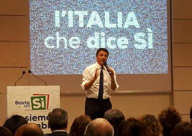Renzi a Parma per promuovere il cambiamento