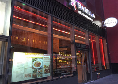 La promozione di Parma passa dai tre ristoranti Barilla di New York