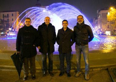 Barriera Repubblica, riapre fontana dopo quasi un anno