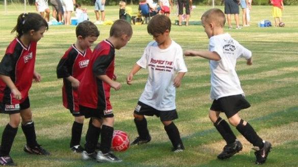 """""""Tutti in campo"""": il Comune per l'attività sportiva nei ragazzi"""