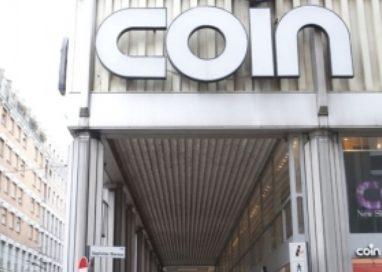 Tentato furto di abbigliamento al Coin: arrestata donna 38enne