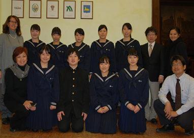Parma e Kagawa unite nella musica