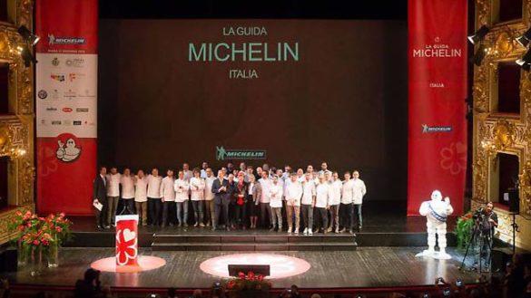 Guida Michelin: premiati al Regio gli chef stellati 2017