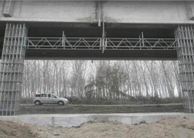 Il degrado della struttura portante del Ponte di Ragazzola