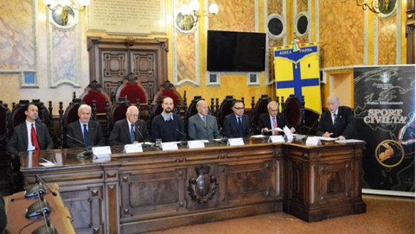 Sport Civiltà Parma: i premiati della 40esima edizione