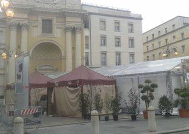Il Comune ha speso 50mila euro per avere una piazza così!