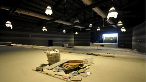 Colpo di scena: il Teatro dei Dialetti all'ex Macello verrà completato