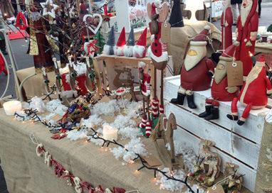 Gli ultimi appuntamenti con il Mercatino di Natale in Ghiaia