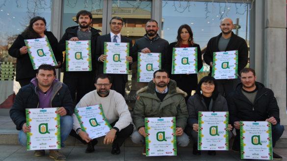 Presentato il calendario benefico degli imprenditori agricoli