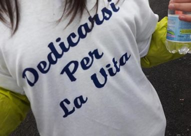 """""""Dedicarsi per la Vita"""", a Fontevivo tra sport e solidarietà"""