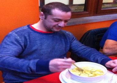 Parma ha un nuovo re degli anolini: è Daniele Gallone