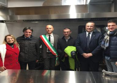 Sala Baganza, inaugurata la nuova cucina della scuola materna