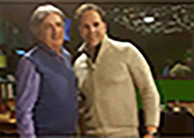 Ospite speciale al ristorante Trotter: si tratta di Mike Piazza
