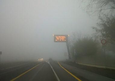Nebbia: attenzione sulle strade. Visibilità limitata e pericolo incidenti