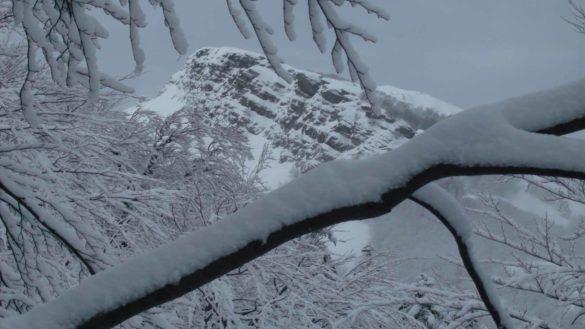 Escursionista bloccata dal ghiaccio: chiede aiuto ed è soccorsa