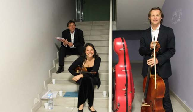 """Trio Amadei in """"Concerto di Natale"""""""