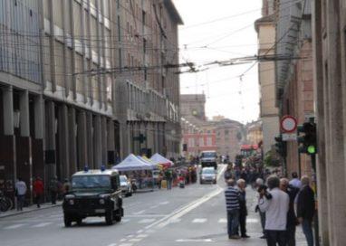 Via Mazzini, presentato il nuovo look della strada dei portici