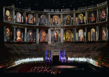 Teatro Farnese: a Parma opera con il pubblico in piedi