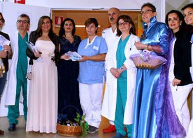 La Befana dell'Europa all'Ospedale dei Bambini