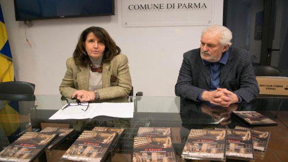 Il regista Francesco Barilli dona 60 Dvd sulla storia del Teatro Regio alle scuole di Parma