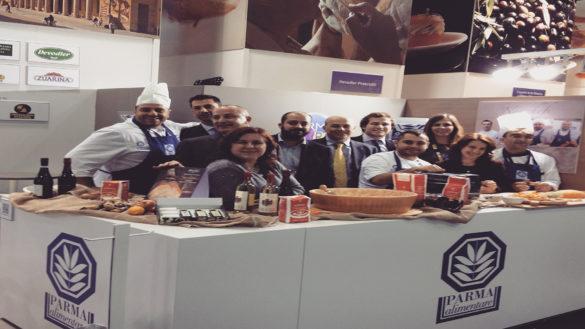 Il 2017 di Parma Alimentare si apre al Sirha di Lione