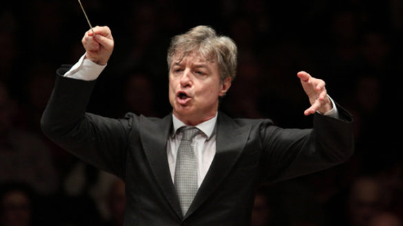 Roberto Abbado direttore del nuovo Festival Verdi