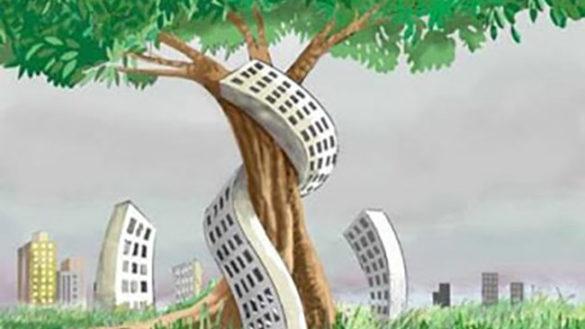 Consumo di suolo: in E-R cementificati oltre 219 mila ettari in un anno