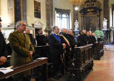 La Polizia Municipale celebra il patrono San Sebastiano