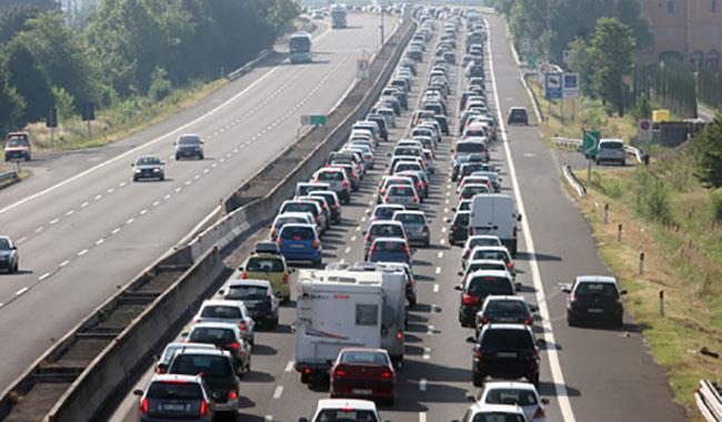 Autostrade, in arrivo il grande esodo da bollino nero