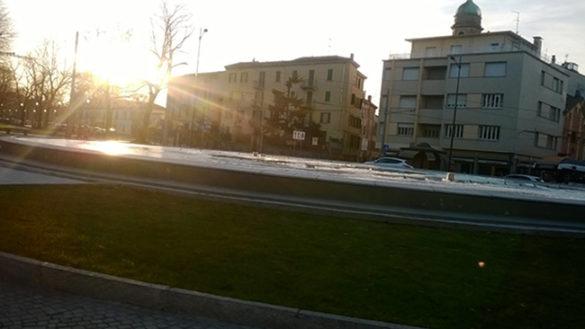 Ghiaccio a Barriera Repubblica
