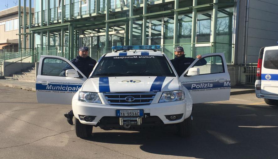 Terremoto, due agenti della Municipale in partenza per Montegallo