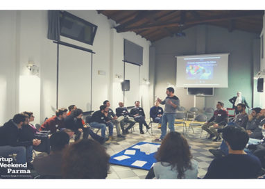 Lo Startup weekend arriva per la prima volta a Parma