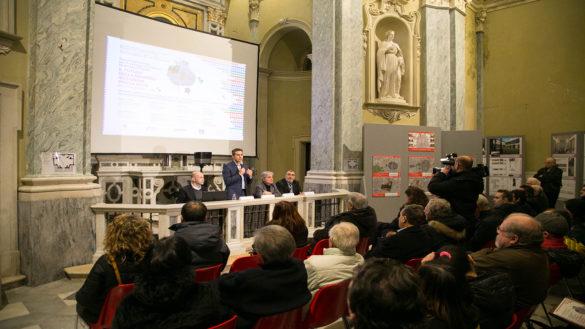 Inaugurata la mostra San Tiburzio sul tema della rigenerazione urbana