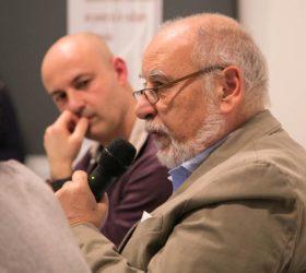 2017 02 20 Pizzarotti incontro con lo scrittore Tahar Ben Jelloun-9