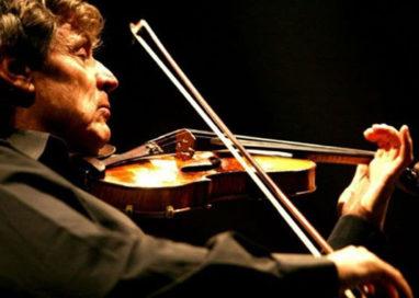 Il violino di Uto Ughi, all'Auditorium Paganini il 3 aprile