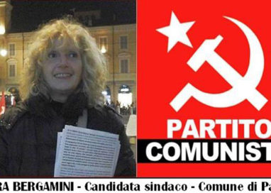 In corsa anche il partito comunista con Laura Bergamini
