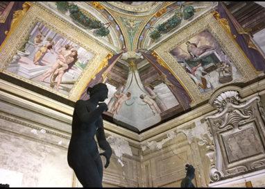 Al via i lavori allo Scalone d'Onore della Rocca Sanvitale di Sala Baganza