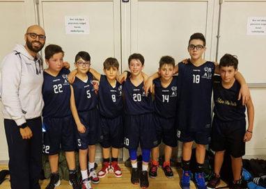 L'Academy Basket Fidenza in trasferta a Copenaghen