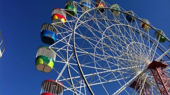 Rissa al Luna Park: 9 ragazze denunciate