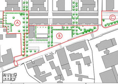 Piazza Terramare a Vicofertile: al via i lavori da lunedì 20