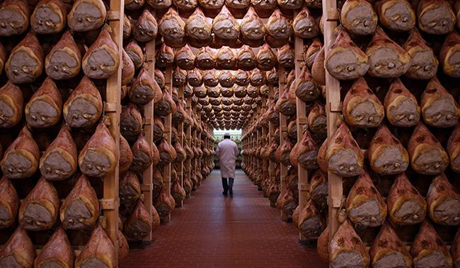 Inchiesta sul controllo e vigilanza qualità prosciutto di Parma