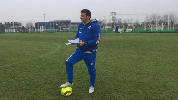 """D'Aversa: """"Contro il Frosinone mi aspetto una partita difficilissima."""""""