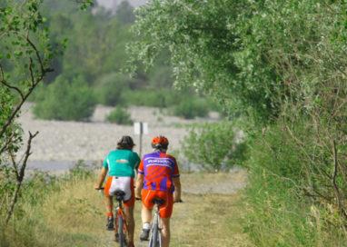 In mountain bike nel Parco del Taro, ripristinata la ciclovia