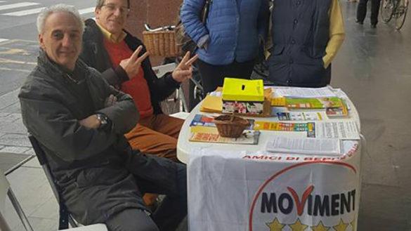 """M5S: """"Amici di Beppe Grillo"""" unici a presentare richiesta simbolo"""
