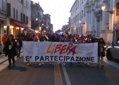 Il 19 marzo, la fiaccolata in ricordo delle vittime di mafia con Libera Parma