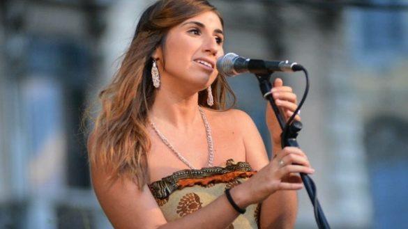 PARMA YOUNG. Cristina Fontanelli, da Fornovo una grande voce soul