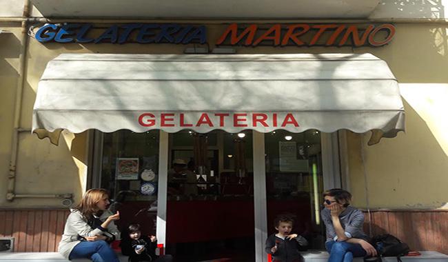 I 40 anni di Martino: da 35 prepara il gelato per il Montanara