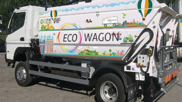 """Ghiretti, Parma Unita: """"Ecowagon? Mai oltre i due o tre conferimenti al giorno"""""""