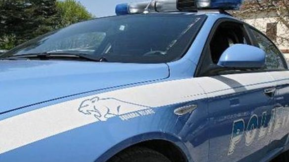 Controlli in Via Duca Alessandro: due irregolari