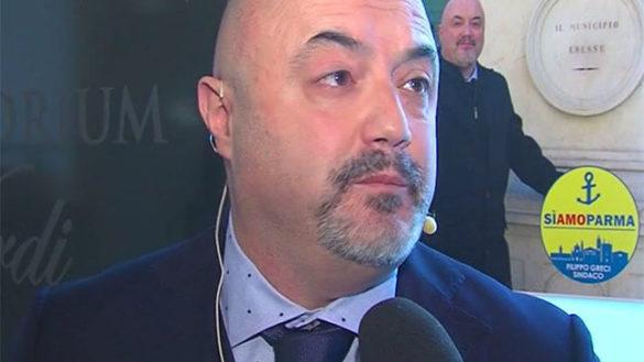 """Scende in campo anche Filippo Greci con """"SìAmo Parma"""""""
